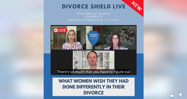 Divorce Shield Live Interview